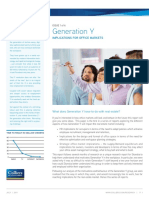 201107 Gen y Report Implications for Office Markets