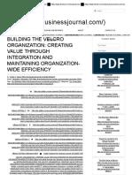 Velcro Organization