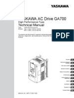SIEP-C710617_05 GA700 Technical Manual