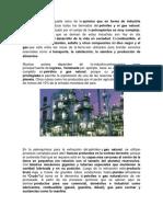La Petroquimica