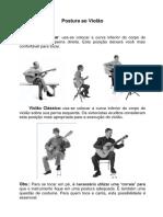 Postura Ao Violão - Word.edt