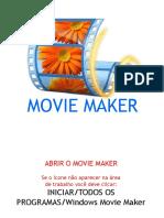 Tutorial Moviemaker