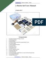Arduino starter kit.pdf