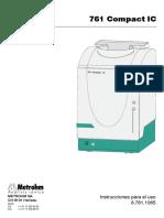 manual Mtrom 761 ES