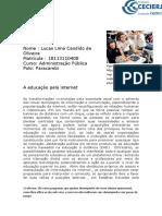 AD1-Lucas Lima Candido de Oliveira - Adm. Pública.odt