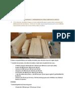 Lista de Materiales Para Fabricar El Banco (2)