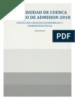 Modelo Académico Facultad de Cceev2