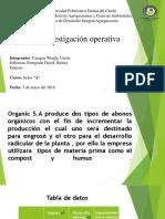 Organic S