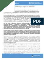 02.05.18 Inversiones en Modernización de Servicios de Navegación Aérea