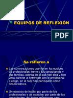 EQUIPOS REFLEXIVOS