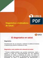 Diagnóstico e indicadores de salud