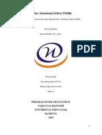 Siklus Akuntansi Sektor Publik