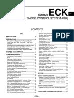 Eck - Engine Control System (k9k)