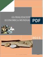 Globalizacion de La Economia Mundial Indice-1