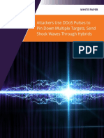 Pulse Wave Attacks and Their Impact on Hybrid Mitigation Solutions