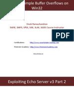 012 Exploiting Echo Server v3 Part 2