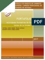 Formato de Portafolio I Unidad 2017 DSI II 2 2d