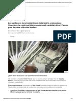 Las Ventajas e Inconvenientes de Dolarizar La Economía de Venezuela, La Controvertida Propuesta Del Candidato Henri Falcón Para Derrotar a Nicolás Maduro - BBC Mundo