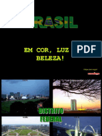 Brazilia in Culori, Lumina Si Frumuseta (EC)