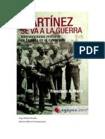 Martínez se va a la Guerra