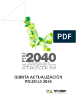 01 PDU2040 2016 Quinta Actualizacion