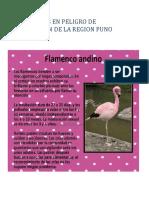 ANIMALES EN PELIGRO DE EXTINCION DE LA REGION PUNO.docx