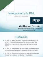 Educaccio Intro PNL