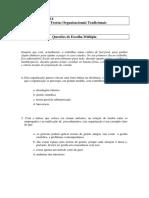 2013 2014 FG ISG P2 Teorias Organizacionais Trad Final