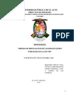 MONOGRAFIA RECURSOS EN CODIGO PROCESAL CIVIL.docx
