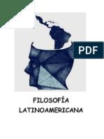 Cartilla de Filosofía Latinoamericana