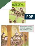 Cuento Bonobos Imprimir A3