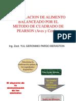 Metodo de Formulacion Cuadrado Pearson