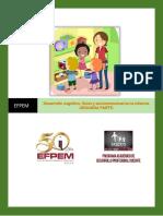 Desarrollo Cognitivo, Físico y Socioemocional en La Infancia Parte II