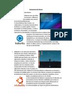 Derivaciones Del Ubuntu