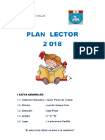 Plan Lector 2018