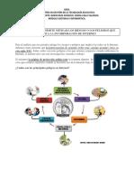 Riesgos en Internet Fraudes y Matoneos. Actividad 3.2 Modulo Sistemas e Informatica. Nra.