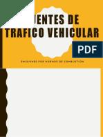 Fuentes de Trafico Vehicular