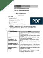 Cas 043-2018 - Coordinador Tecnico