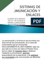 Sistema de Comunicacion y Enlaces