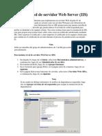 Instalar El Rol de Servidor Web Server.docx