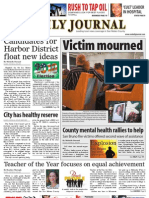0920 issue of the Daily Journal