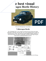 The Best Visual Volkswagen Beetle History 59 Pags en Ingles