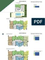 AZIZI Riviera Floor Plans _ Plate Type 02 - 2