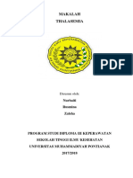 Cover Makalah Thalasemia