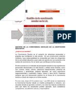 Compromiso 5 Gestión de La Convivencia Escolar en La Institución Educativa (1)