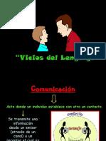 Ppt Vicios Del Lenguaje Anexo 1
