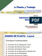 Sesión 4 - Diseño de Planta y Trabajo