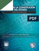 Teoria Constitucion Estado Actd