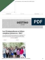 03-02-18 Los 21 independientes en Jalisco completan primero su #3de3