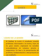 El Gas Ideal y Ley General de Los Gases